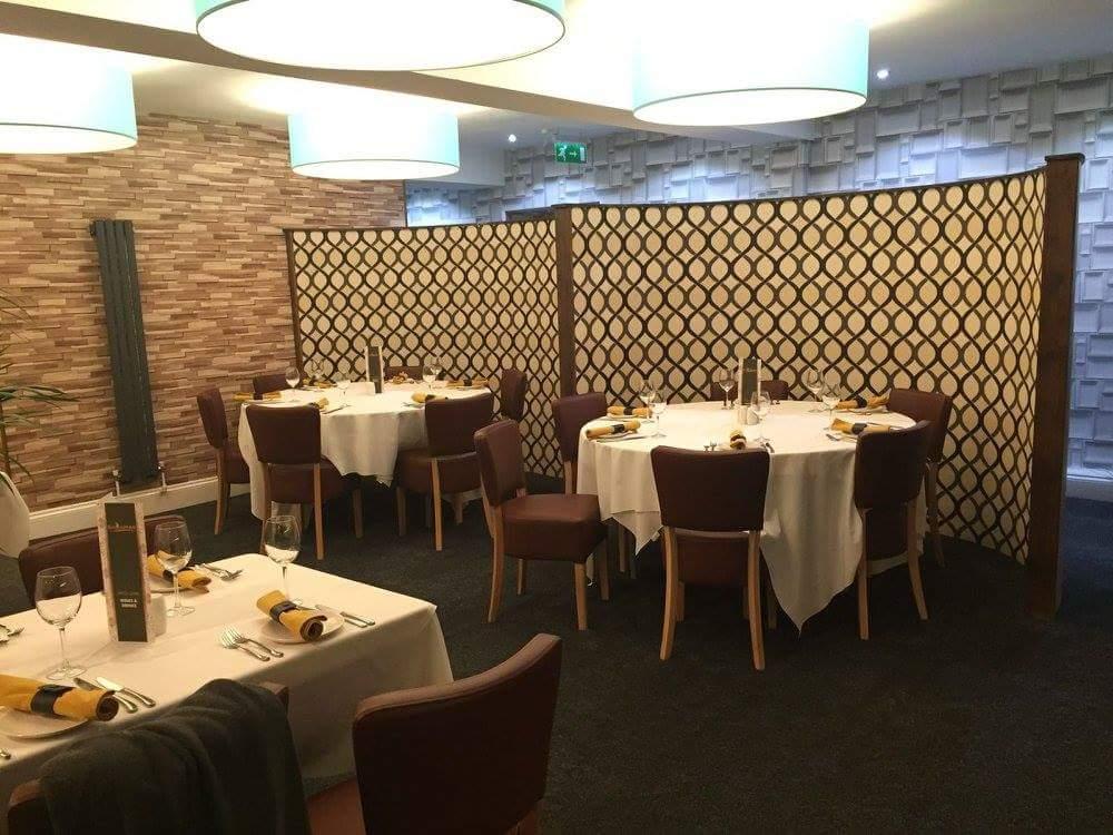 Dining Area @ The Shampan
