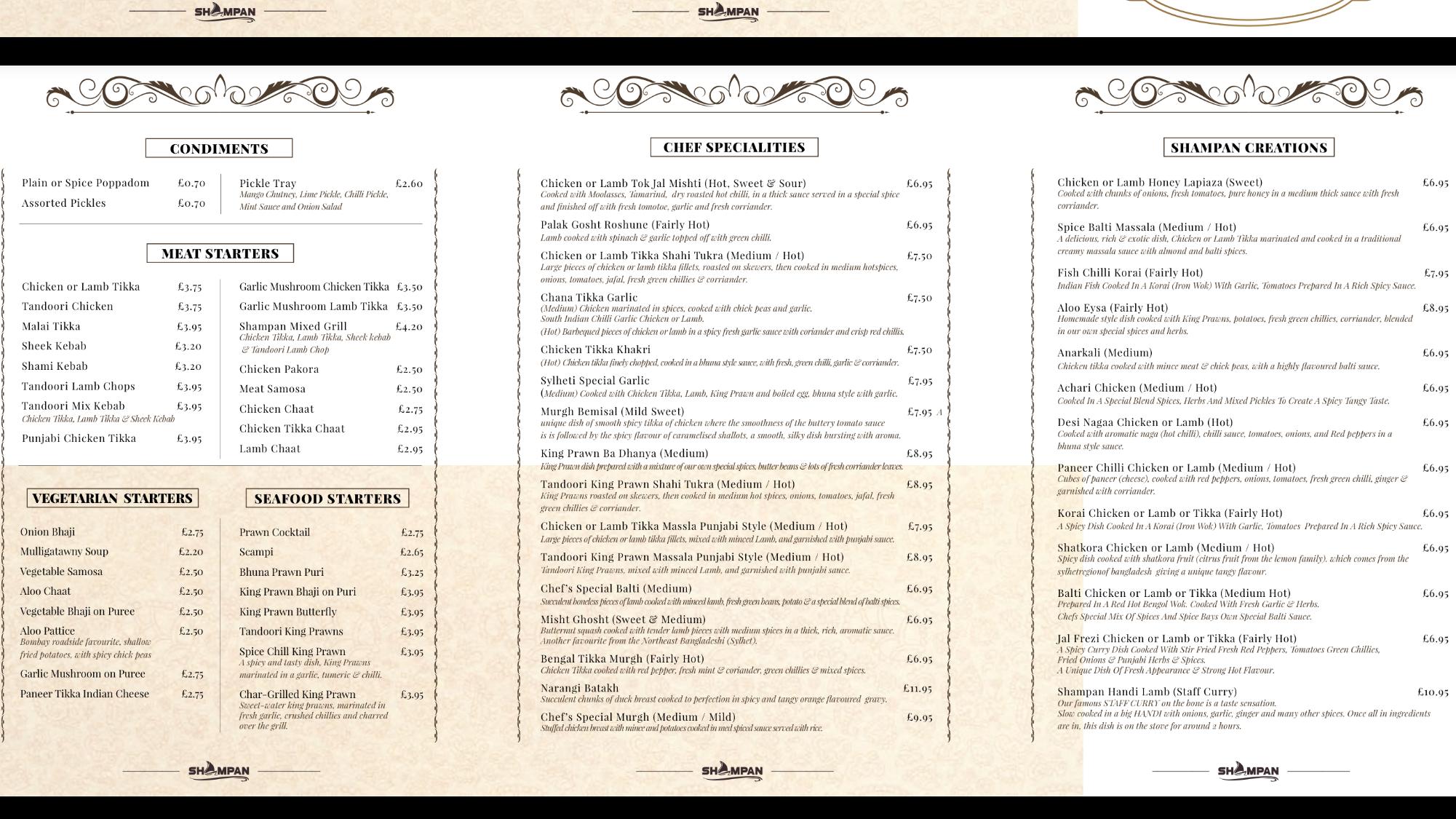 shampan-menu-inside